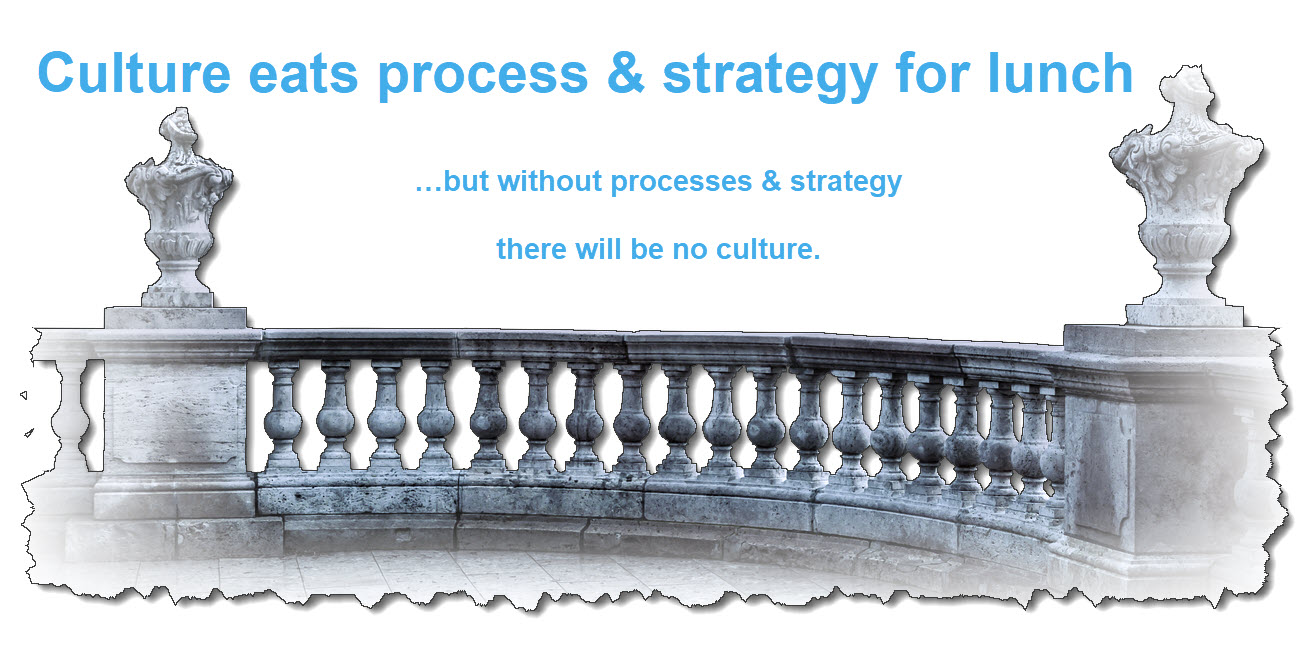 Culture-Processes-Strategy