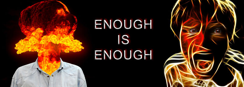 - Enough is enough!: Everyone is telling you what you have to do and what he is doing is a must and essential. Thousand of buzzwords are flying around, and you need to have the ultimate strategy, because this is part of every talk, every networking event and conference.