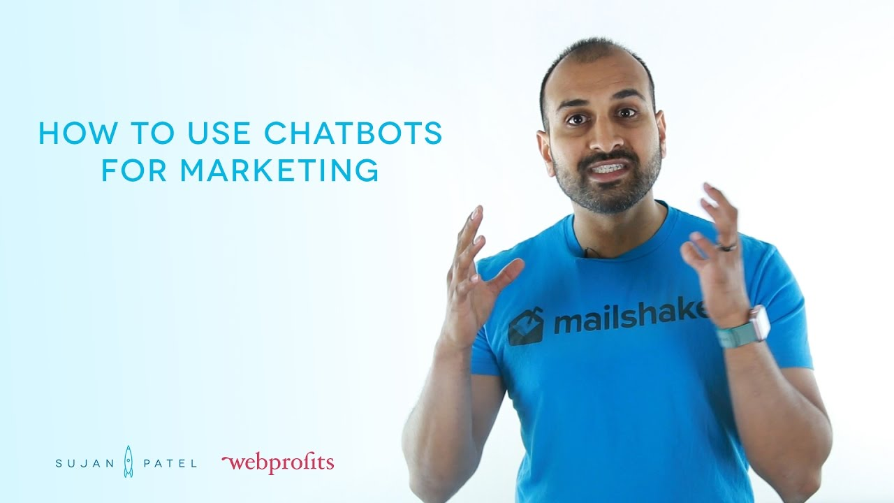 - How to Use Chat Bots for Marketing: Great video about chatbots within marketing