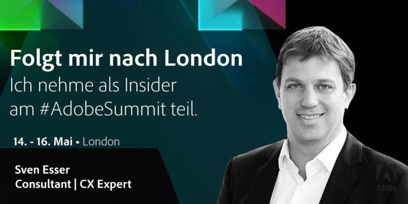 - Adobe Summit 2019: Adobe EMEA Summit 2019, London